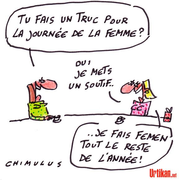 78% des Français sont favorables à la journée de la femme