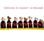 Dernière réunion des cardinaux avant le conclave