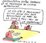 Affaire Bettencourt : Sarkozy au palais de justice de Bordeaux
