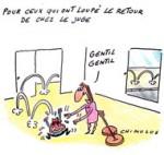 """Nicolas Sarkozy au juge Gentil : """"Je n'en resterai pas là"""""""