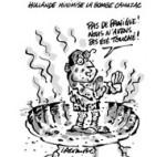 Affaire Cahuzac, que peut-faire François Hollande? - Dessin de Lacombe