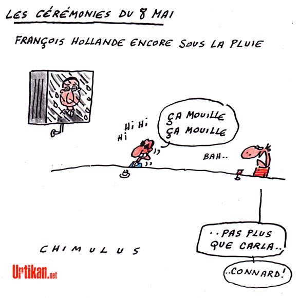 Spécial humour fin du 8 mai - Dessin de Chimulus