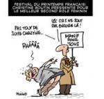 """""""Printemps français"""" : une manifestation à hauts risques pour tous - Dessin de Deligne"""