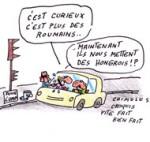 """Sarkozy : """"Je vous demande de vous mobiliser, comme je vais le faire"""" - Dessin du Jour de Chimulus"""