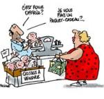 Un trafic de bébés vendus à Marseille et Ajaccio mis à jour - Dessin du jour de Deligne