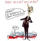 Intervention en Syrie: Assad menace la France - Dessin du jour de Cambon