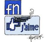 Le bijoutier de Nice soutenu par le FN - Dessin du jour de Mutio