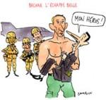 Syrie : Poutine optimiste après l'accord sur les armes chimiques - Dessin du Jour de Cambon