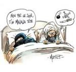Malala, héroïne Pakistanaise - Dessin du jour de Mutio