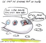Hommage à Mandela : Nicolas Sarkozy accompagnera François Hollande - Dessin du Jour