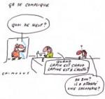 Tambouille présidentielle - Dessin de Chimulus