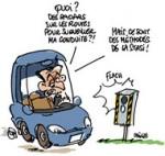 """""""La Stasi"""", nouvel élément de langage de Sarkozy et de l'UMP - Dessin de Deligne"""