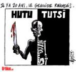 France-Rwanda : il est grand temps d'ouvrir les archives - Dessin de Mutio