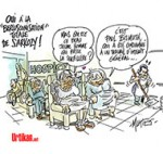 Quel avenir pour Nicolas Sarkozy ? - Dessin de Mutio