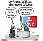 L'UMP plombé par la dette - Lasserpe