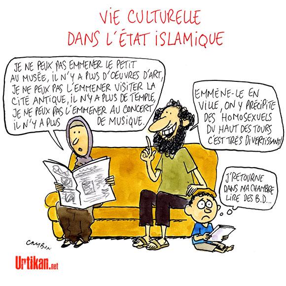 Daesh : Culture et homosexualité