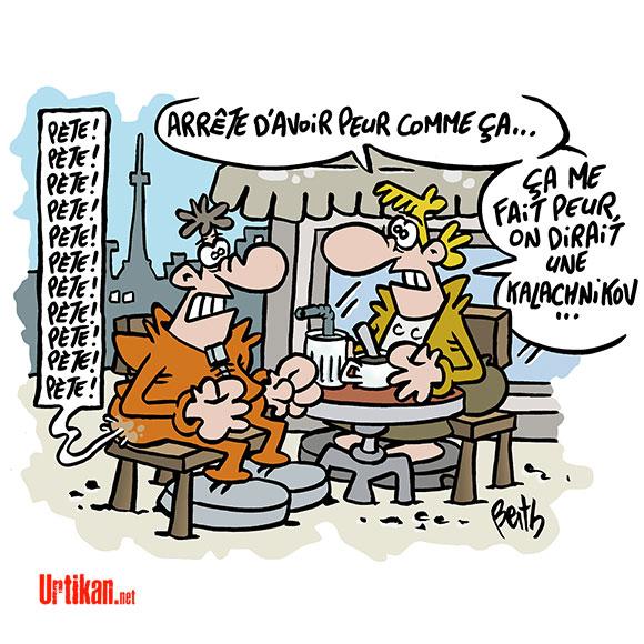 #memepaspeur - Dessin de Berth