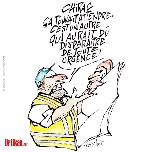 Le dessin du jour (humour en images) - Page 28 191006-Chirac-soulas-full
