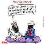 Islamophobie : la manifestation qui divise la gauche - Dessin de Cambon