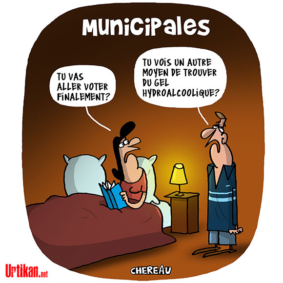 Dessins de presse  200315-Municipales-2020-chereau-full
