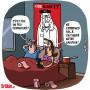 Qui est Didier Raoult, le médecin qui divise tout le monde - Dessin de Chereau