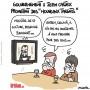 Gouvernement Castex : Roselyne Bachelot en tête d'affiche - Dessin de Lasserpe