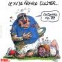 Entorses au protocole sanitaire à la Fédération française de rugby ? Dessin de Mric