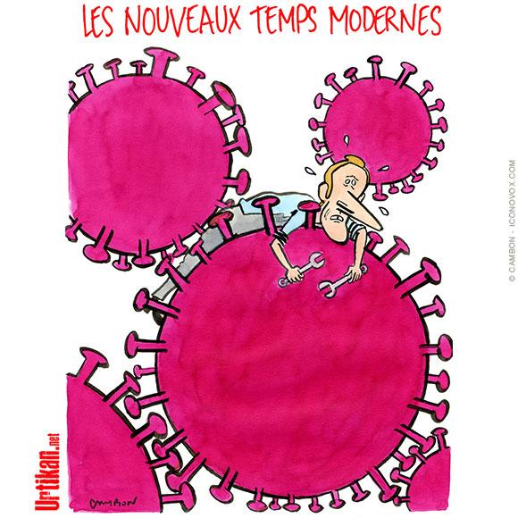 Emmanuel Macron | Urtikan.net - le premier journal satirique, actualité,  dessins, mauvais esprit et humour
