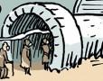 Covid : « pas d'embellie à espérer » d'ici fin mai en france, selon une épidémiologiste de l'inserm - Dessin de Mutio