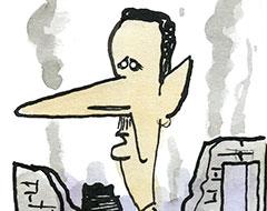 Syrie: une présidentielle sans suspense - Dessin de Cambon