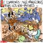 Restauration et Pass sanitaire : on s'adapte ! Dessin de Rémy Cattelain